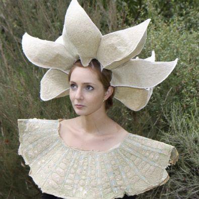 model - Frances Donaldson